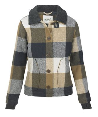 Woolrich Women's Giant Buffalo Wool Jacket