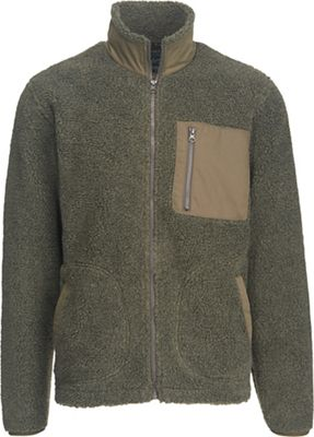 Woolrich Men's Glacier View Fleece Full Zip Top