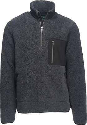 Woolrich Men's Glacier View Fleece Half Zip Top