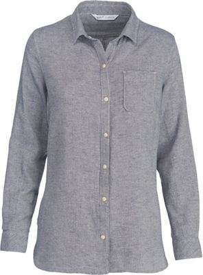 Woolrich Women's Oak Park Eco Rich Twill Shirt
