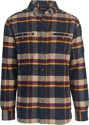 Woolrich Men's Oxbow Pass Eco Rich Flannel Shirt