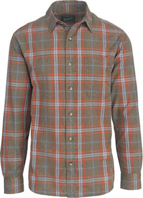 Woolrich Men's Red Creek Long Sleeve Shirt II