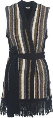 Woolrich Women's Shetland Fringe Vest
