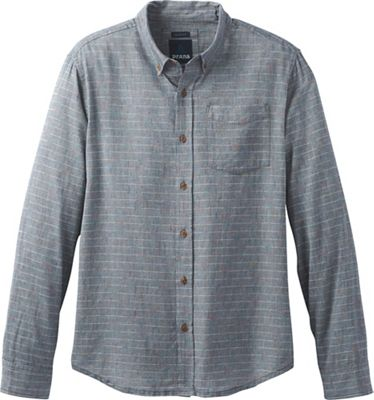 Prana Men's Broderick Slim Fit LS Shirt