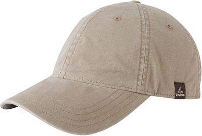 Prana Men's Bronson Logo Ball Cap
