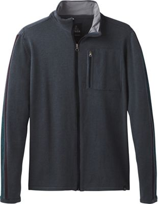 Prana Men's Holberg Full Zip Sweater