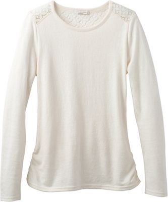 Prana Women's Isadoa Ballet Neck LS Top