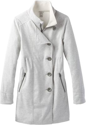 Prana Women's Martina Long Heathered Jacket