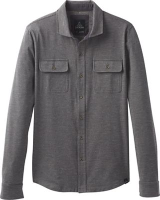 Prana Men's Pacer LS Button Down Shirt