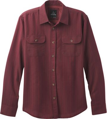 Prana Men's Rennin LS Shirt