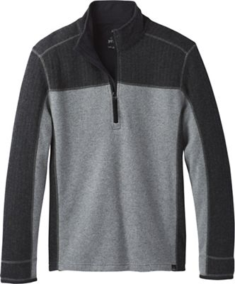 Prana Men's Wentworth 1/4 Zip Top