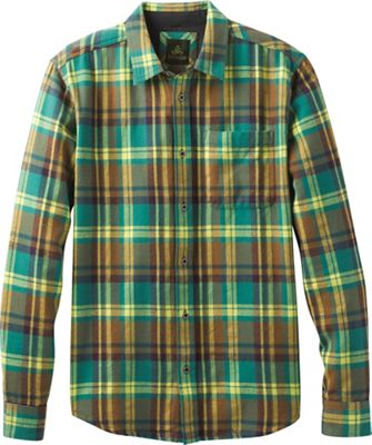 Prana Men's Woodman LS Shirt