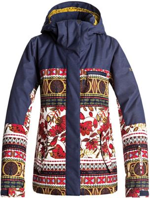 Roxy Women's Torah Bright Roxy Jetty Block Jacket