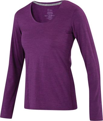 Ibex Women's Odyssey Scoop Neck Top