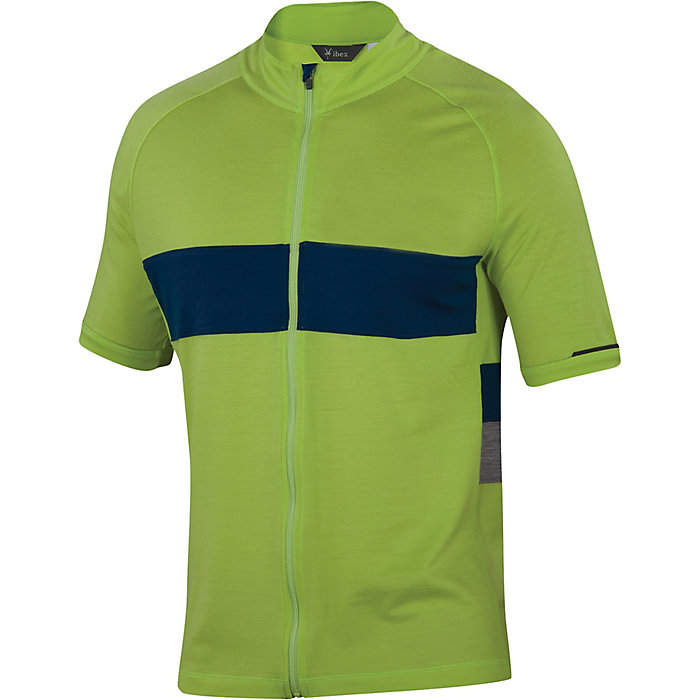 Ibex Men s Spoke Full Zip Jersey. Double tap to zoom b240e0557