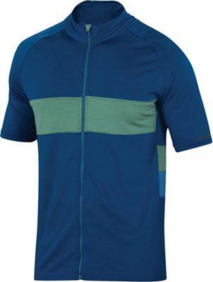 Ibex Men's Spoke Full Zip Jersey