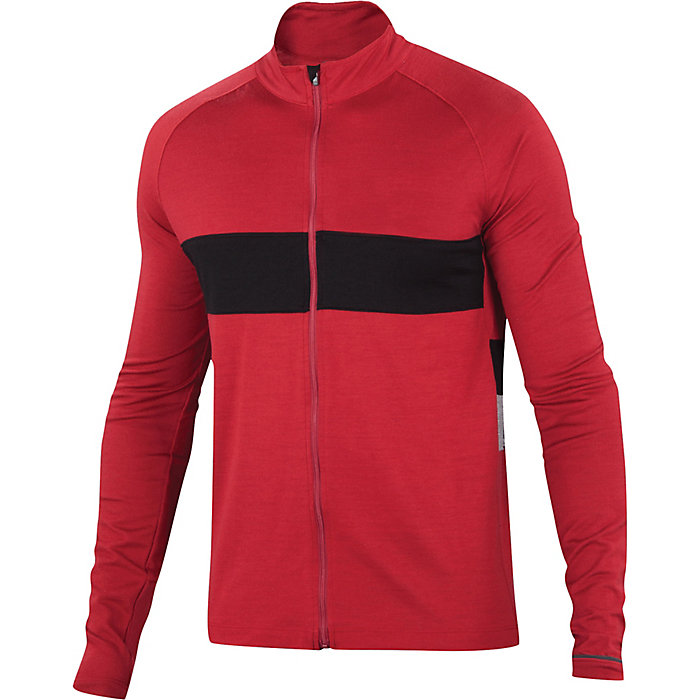 Ibex Men s Spoke Full Zip LS Jersey - Moosejaw 9b3a457be