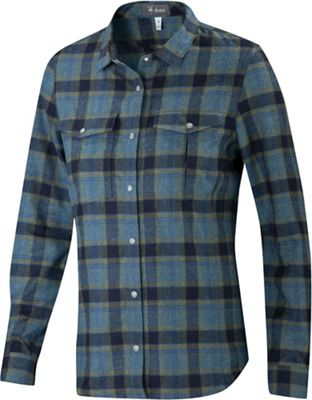 Ibex Women's Taos Plaid Shirt