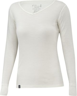 Ibex Women's Woolies 1 V-Neck Top