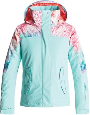 Roxy Girls' Jetty Block Jacket