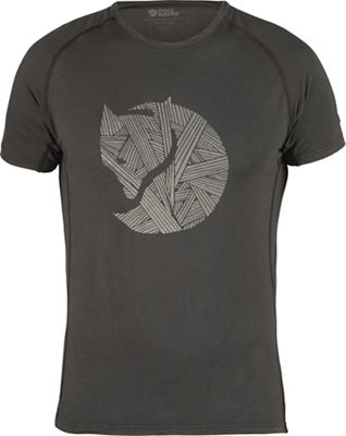 Fjallraven Men's Abisko Trail Printed T-Shirt