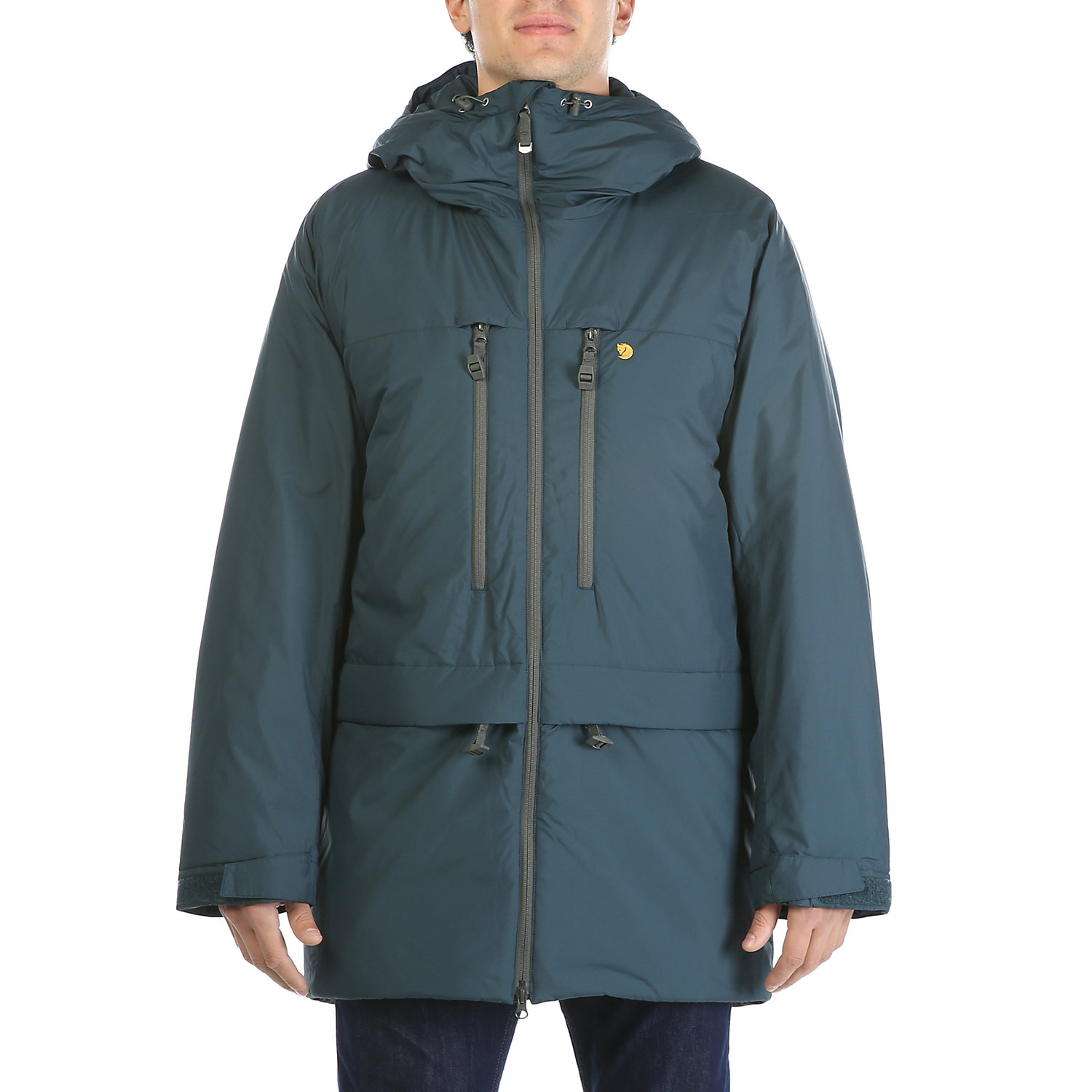half off 1830c 3e6e4 Fjallraven Men's Bergtagen Insulation Parka