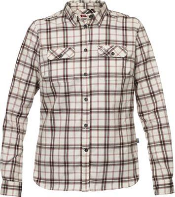 Fjallraven Women's Fjallglim Stretch LS Shirt