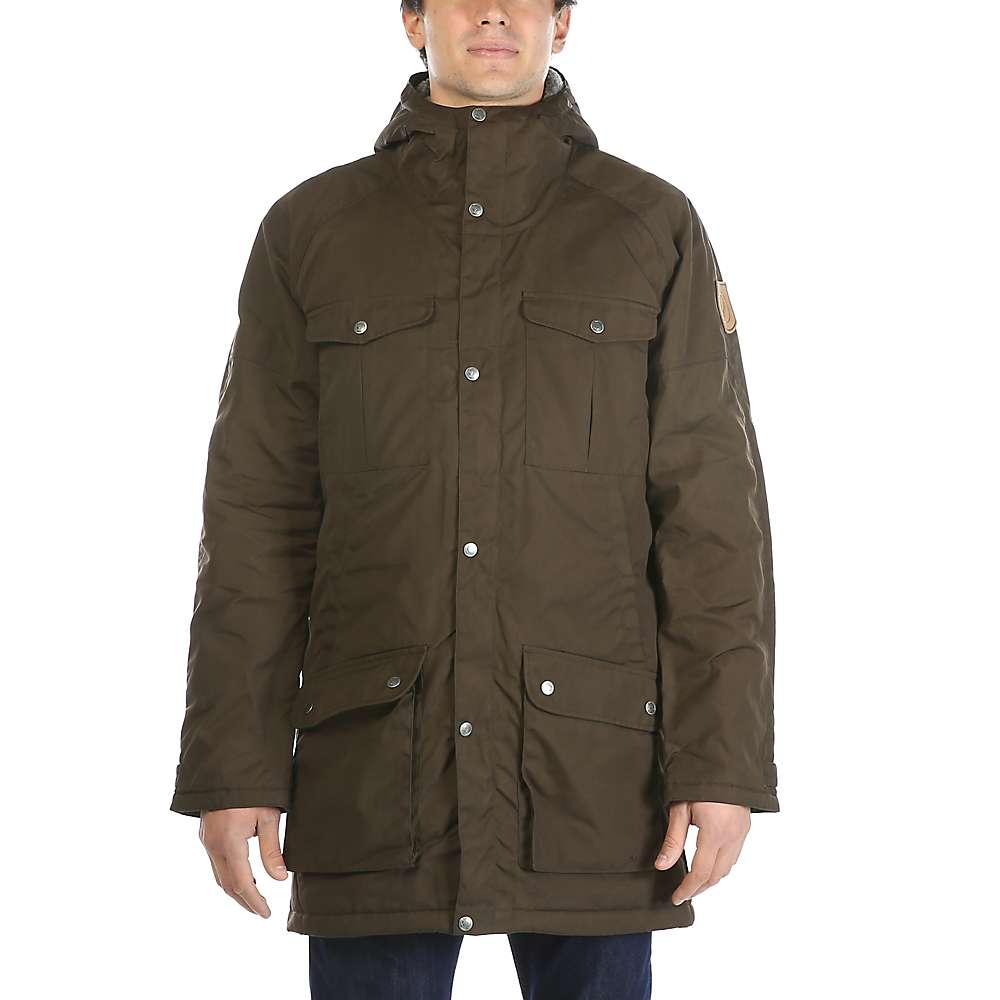 9c88f3b5 Fjallraven Men's Greenland Winter Parka - Moosejaw