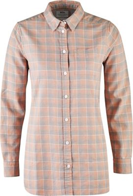 Fjallraven Women's High Coast Flannel LS Shirt