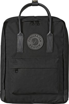 Fjallraven Kanken No.2 Black Mini Pack