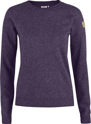 Fjallraven Women's Ovik Re Wool Sweater
