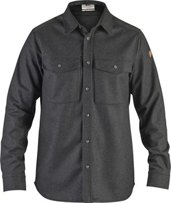 Fjallraven Men's Ovik Re-Wool LS Shirt