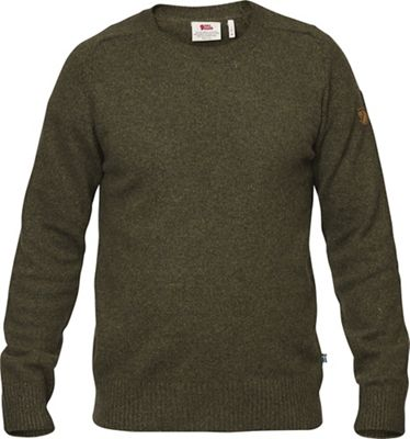 Fjallraven Men's Ovik Re Wool Sweater
