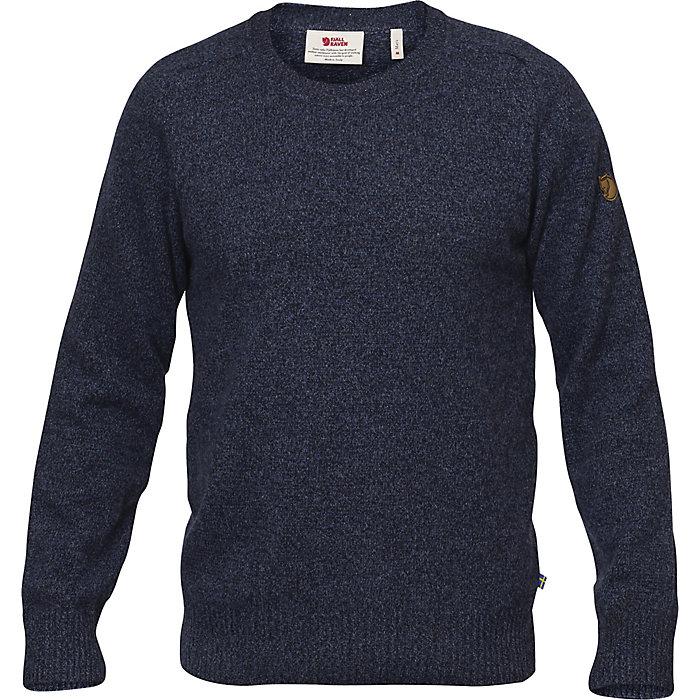 676aa2e85d6ae Fjallraven Men's Ovik Re Wool Sweater - Moosejaw