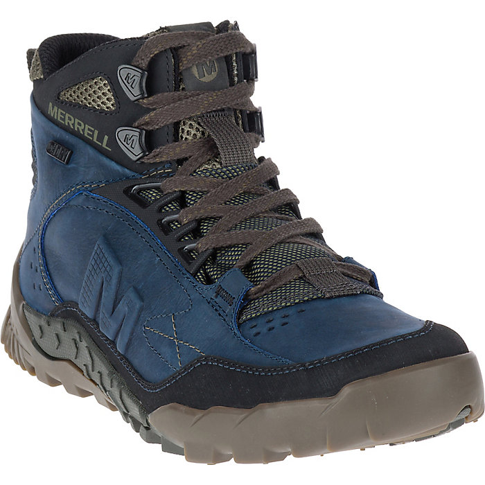 4a73a3bdbd9 Merrell Men's Annex Trak Mid Waterproof Shoe - Moosejaw