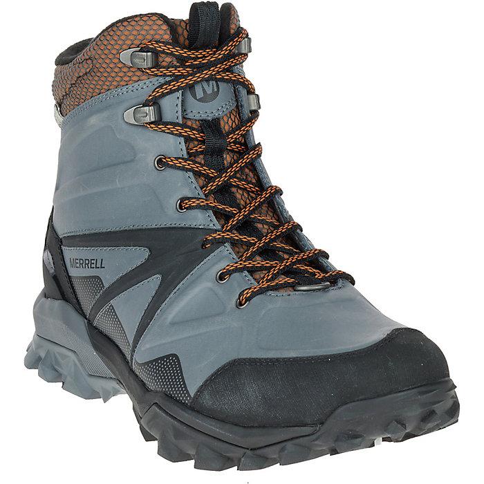 e6e72a0e8a2 Merrell Men's Capra Glacial Ice+ Mid Waterproof Boot - Moosejaw