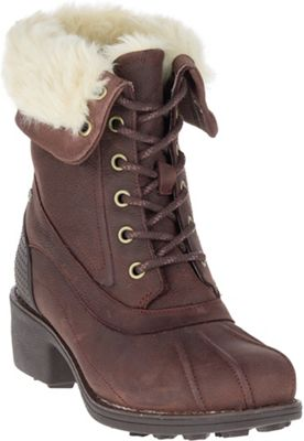Merrell Women's Chateau Mid Lace Polar Waterproof Boot