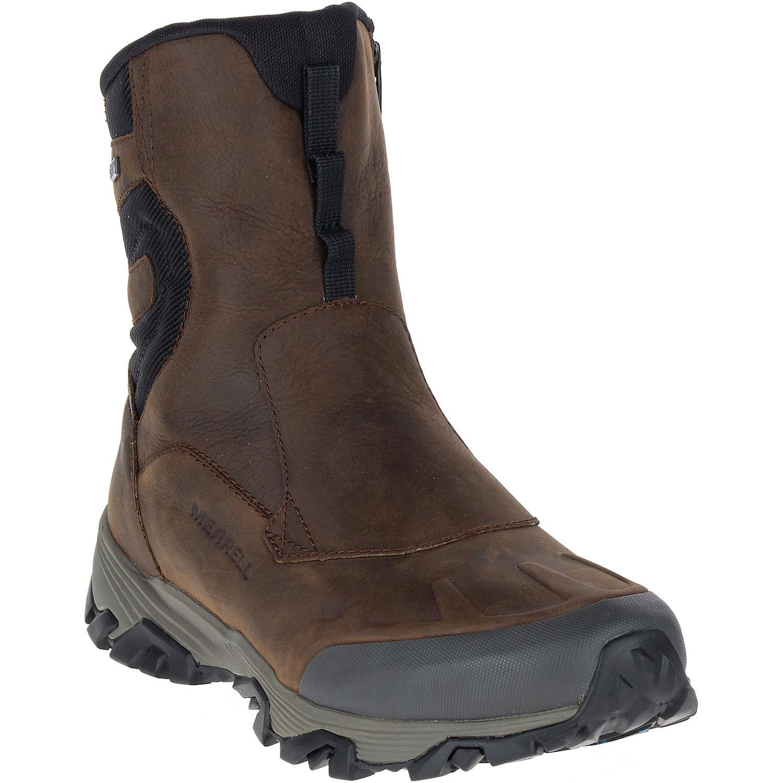 85633924a0d Merrell Men's Coldpack Ice+ 8IN Zip Polar Waterproof Boot