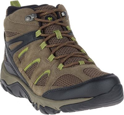 Merrell Men's Outmost Mid Vent Waterproof Boot