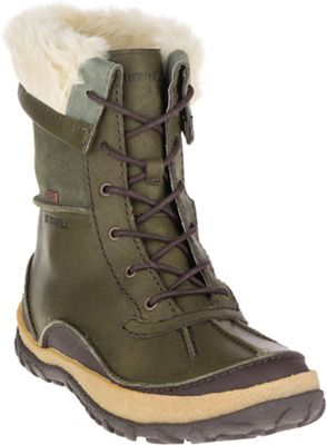 Merrell Women's Tremblant Mid Polar Waterproof Boot