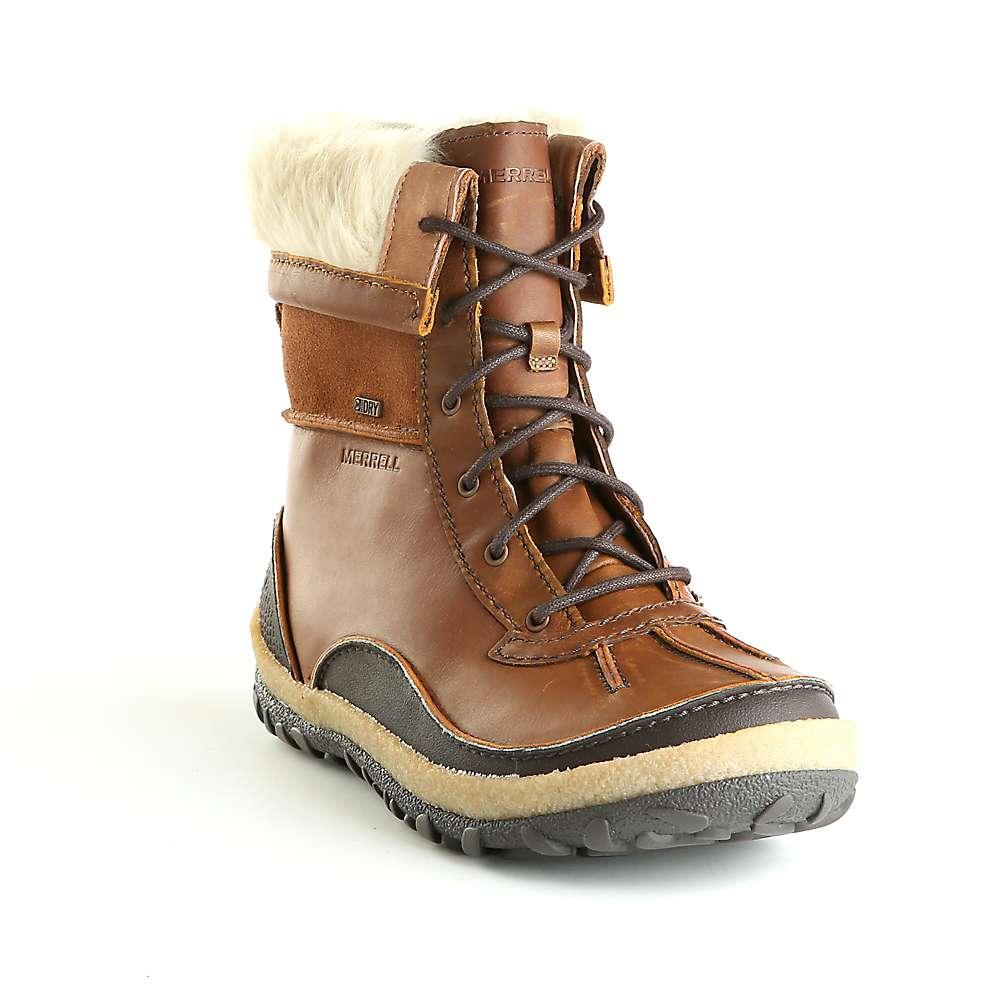 07ab69d077e Merrell Women's Tremblant Mid Polar Waterproof Boot - Mountain Steals