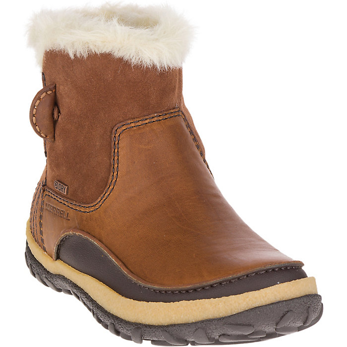 53161af3 Merrell Women's Tremblant Pull On Polar Waterproof Boot - Mountain ...