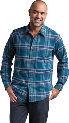 ExOfficio Men's Kensington Plaid LS Shirt
