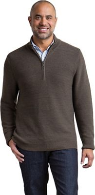 ExOfficio Men's Thurlow 1/4 Zip LS Sweater