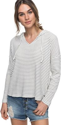 Roxy Women's Lovely Aside Stripe Top
