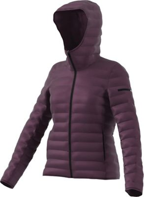 Adidas Women's Terrex Lite Down Hooded Jacket