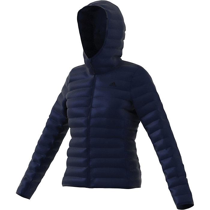 f85c16b96 Adidas Women's Varilite Hooded Jacket - Moosejaw