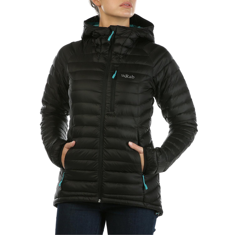 Rab Women's Long Jacket Alpine Microlight I7b6Yygvf