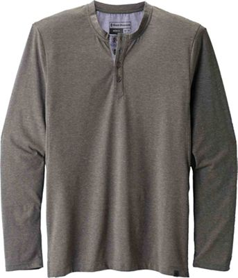 Black Diamond Men's Attitude LS Henley