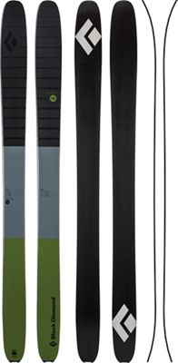 Black Diamond Boundary Pro 115 Skis
